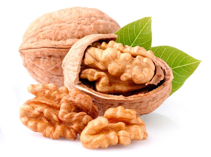 какой грецкий орех полезнее жареный или сырой