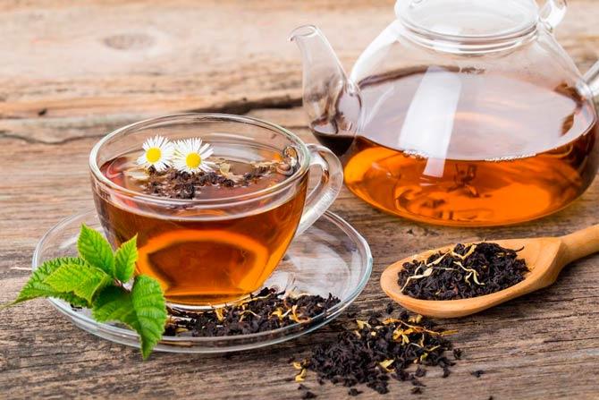 китайский пурпурный чай отзывы